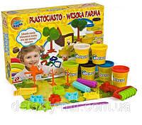 Оригинал. Игровой Набор для Лепки Веселая Ферма Nova 3978