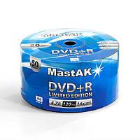 """DVD+R диск MastAK """"Limited Edition"""" ( Bulk50)"""