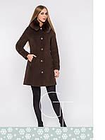 Зимнее пальто женское X-Woyz LS-8593 самая низкая цена в Украине!, фото 1