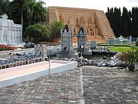 Мини-Сиам (парк достопримечательностей в миниатюре), Паттайя, Таиланд. Фото наших туристов
