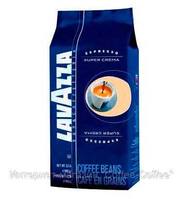 """Кофе в зернах """"Lavazza Super Crema"""", 1кг , фото 2"""