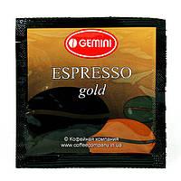 Кофе в чалдах Gemini Espresso Gold 100шт