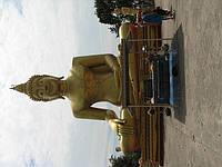 Статуя Будды, Таиланд. Фото наших туристов
