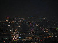Ночной Бангкок. Вид с небоскреба. Фото наших туристов