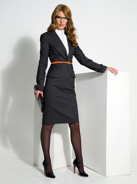 269cbd8526d214 Жіночий діловий стиль одягу - який він?. Статьи компании «Интернет ...