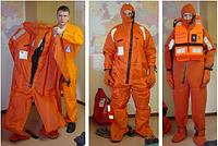 Водозащитные костюмы