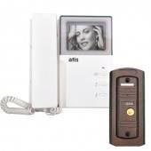 Видеодомофон AD-4HP2/AT-305 brown