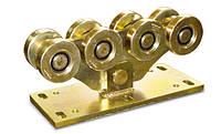 Super Magnum - для ворот весом до 4500 кг и шириной проема  до 30 м. Rolling Center (Италия). Комплект.