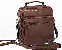 Мужская кожаная сумка Katana 31027