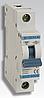 Автоматичний вимикач автомат 40 А ампер однофазний однополюсний С C характеристика ціна купити Европа