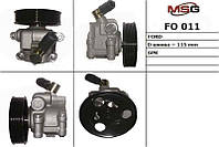 Насос Г/У восстановленный FORD Fiesta 1995-2001,FORD KA 1996-2008,FORD Puma 1997-2001 Чугунок ,болты   MSG - FO 011R
