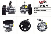 Насос Г/У восстановленный FORD Fiesta 2001-2009,FORD Fusion 2001-2009 Kayaba на дизельные двигатели   MSG - FO 017R