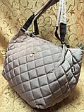 Женские сумка стеганная prada.Стильная/стеганая сумка/Сумка женская спортивная(только оптом), фото 2