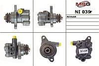 Насос Г/У восстановленный NISSAN ALMERA II 00-,ALMERA II Hatchback 00-,ALMERA TINO 00-,PRIMERA 02-,P   MSG - NI 039R