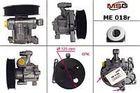 Насос Г/У восстановленны MERCE GL-CLASS (X164) 06-,MERCE R-CLASS (W251, V251)07-,MERCE S-CLASS (W220   MSG - ME 018R