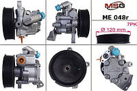 Насос Г/У восстановленный MERCEDES-BENZ CLS (C219) 05-10,E-CLASS (W211) 05-08   MSG - ME 048R