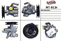 Насос Г/У восстановленный MITSUBISHI L 200 (K3_T, K2_T, K1_T, K0_T) 86-96,L 200 (K7_T, K6_T) 96-07   MSG - MT 013R