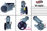 Насос Г/У восстановленный TOYOTA Yaris 1999-2005   MSG - TY 007R