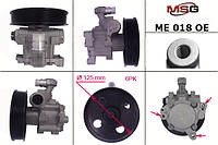 Насос Г/У новый оригинальный  MERCE GL-CLASS (X164) 06-,MERCE R-CLASS (W251, V251)07-,MERCE   MSG - ME 018OEM