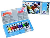 Набор акварельных красок Royal Talens Van Gogh 10 цветов по 10 мл картонная коробка