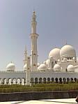 Мечеть шейха Заида, Абу-Даби. Фото наших туристов