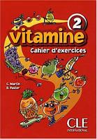 Vitamine 2 Cahier d'exercices + CD audio