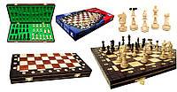 Шахматы из дерева Royal