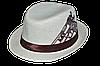 Шляпа детская челентанка вышивка пистолет канва