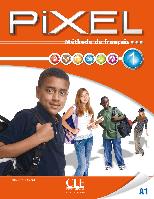 Pixel 1 Livre de l'eleve A1 + DVD
