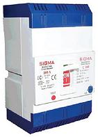 Корпусной автоматический выключатель автомат 125 А ампер Европа  цена купить 25 кА, фото 1