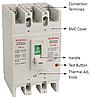 Автоматический выключатель автомат 200 А ампер Европа а цена купить 36 кА
