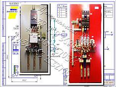 П5134, П5135, П5136 панели управления асинхронными двигателями с к. з. ротором, фото 2