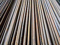 Строительная рифленая стальная арматура 8мм