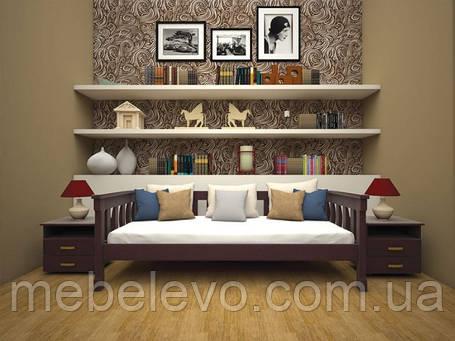 Односпальная кровать Рондо 3 80х190 ТИС 745х920х2040мм  , фото 2