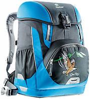 Рюкзак школьный Deuter OneTwo granite/turquoise (3830015 4032)