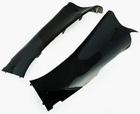 Пластик VIPER STORM 2007 нижний пара (лыжи) (черный) KOMATCU