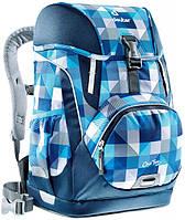 Рюкзак школьный Deuter OneTwo blue arrowcheck (3830015 3016)