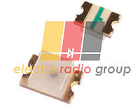 Светодиод SMD 0805 зеленый HT17-2102UBGC