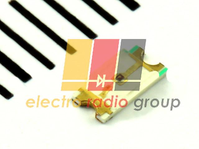 Светодиод SMD 1206 синий HT15-2102UBC