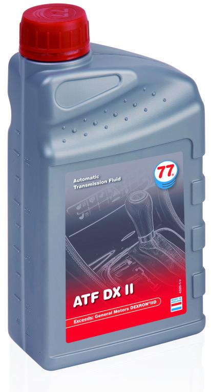 ATF DX II (кан. 1л) для АКПП