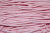Канат декоративный акрил 8мм (50м) св.розовый