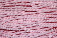 Канат декоративный акрил 8мм (50м) св.розовый , фото 1