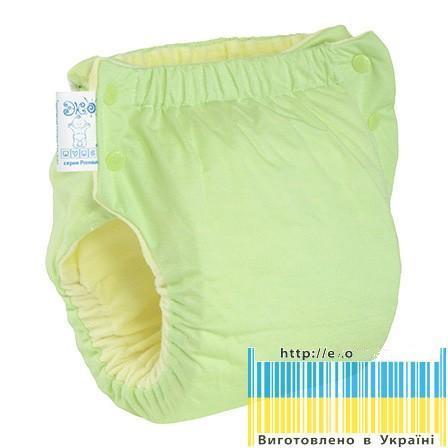70a394f62156 Eco Подгузник многоразовый Premium карман Памперс натуральний + вкладыш
