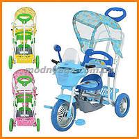 Трехколесные велосипеды другие производители