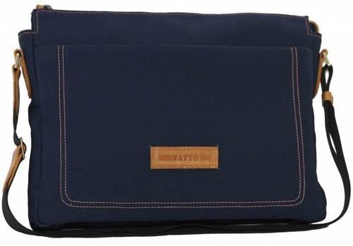 Молодежная повседневная сумка через плече из текстиля VATTO MТ33HL2KR190