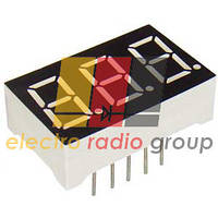 Светодиодн. индикатор 3 разряда E30561-L-O-8-W
