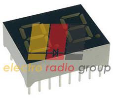 Светодиодн. индикатор 2 разряда DA04-11YWA
