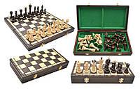 Удобные деревянные шахматы Ace