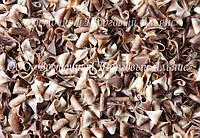 Посыпки из шоколада — Стружка мраморная - 150 г