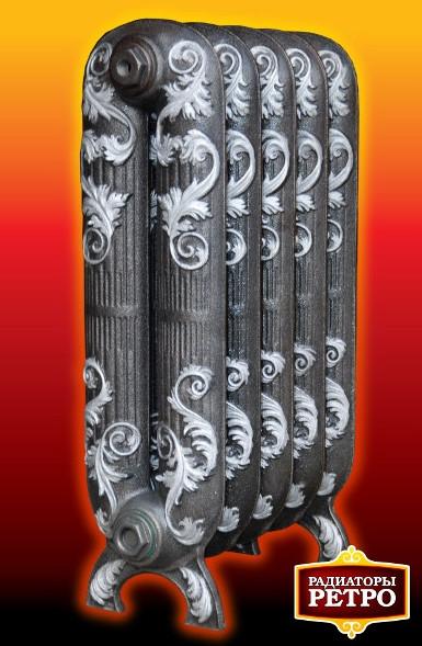 Чугунный радиатор  RETROstyle SHEFFIELD 560